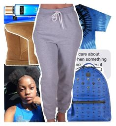 Untitled #513 by kklbarnes on Polyvore featuring polyvore fashion style CO UGG Australia MCM Victoria's Secret clothing