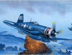 The Hobby Boss Vought F4U-4 Corsair Late Version Model Kit in 1/48 scale from the plastic aircraft model range accurately recreates the real life US Navy fighter aircraft flown during World War II. This Hobby Boss aircraft model requires paint and glue to complete.