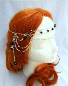 Hey, I found this really awesome Etsy listing at https://www.etsy.com/listing/100826502/moonlight-maiden-circlet-headpiece