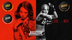 """2014. FoxSports - """"The Ultimate Fighter - Season 20"""" """"Beauty in Strength"""" / Launch Spot and Toolkit.  LUMBRE has entered the octagon with its debut project for FOX Sports USA. This is the 20th season of The Ultimate Fighter and this time the victorious fighter from a field of 16 women will also be crowned champion of the new straw weight division of the UFC.  LUMBRE created the concept and design from inception to execution and FOX Sports is using these ideas for the off air as well. This..."""