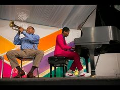 The Genius of Jazz - Wynton Marsalis and Jon Batiste