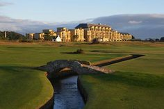 Overlooking West Sands Beach and the Links Golf Course Old Course Hotel features a luxury spa and award-winning restaurant. Old Course Hotel St Andrews St Andrews UK R:Fife hotel Hotels Famous Golf Courses, Public Golf Courses, Swansea, Inverness, Best Resorts, Hotels And Resorts, Luxury Hotels, Luxury Spa, Top Hotels