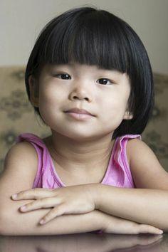 Mix Kid Filipino, Chinese, Spanish and Black From My