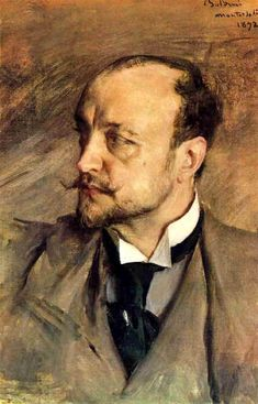 Giovanni Boldini Autoritratto 1892