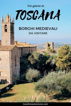 tre-giorni-in-toscana-tra-borghi-medievali-vino-e-salumi/ - The world's most private search engine Italy Travel Tips, Travel Destinations, Italian Honeymoons, Under The Tuscan Sun, Best Travel Guides, Romantic Travel, Wonders Of The World, Places To Visit, Paisajes