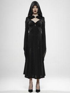 Banned Cardigan-Black Flocked Gothique stampunk Psychobilly dentelle transparent