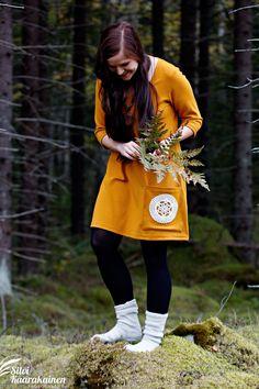 Palmiinan Kaarinatunika, naisten vaatteet. www.palmiina.fi