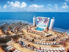 Nickelodeon on Norwegian Cruise Ship