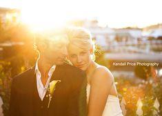 Sunset Wedding Portraits Roche Harbor Wedding Photography San Juan Island
