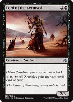 mtg-BLACK-ZOMBIES-EVER-AFTER-DECK-Magic-the-Gathering-rare-cards