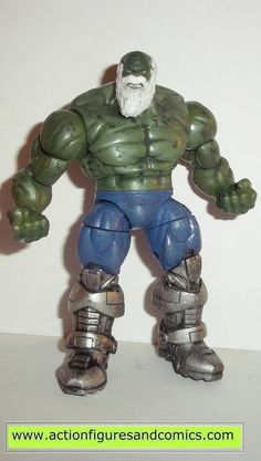 marvel universe HULK MAESTRO FUTURE CUSTOM action figure hasbro