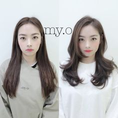 수지레이어드컷, 얼굴소멸컷 ,단발머리 마이오헤어 묘정쌤 : 네이버 블로그 Hair Cut Pic, Hair Color And Cut, Hair Cuts, Side Fringe Hairstyles, Permed Hairstyles, Girl Hairstyles, Korean Hair Color, Asian Haircut, My Hairstyle