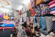 Do Your Budget Home Shopping At 168 Mall in Divisoria | RL