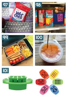 School Lunchbox Hacks