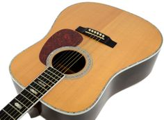 """We  have a pre-owned '99 D-41 here for sale, it's in excellent condition  except for a few small dents on the top wood and back of head, please  see photos. (Description from Martin Guitars website) """"This gorgeous Dreadnought boasts a  solid spruce top that is hand-joined to lustrous rosewood back and  sides. Abalone inlays in the rosette and ebony fretboard, combined with  full binding and gold hardware, make the D-41 as sumptuous to gaze upon  as it is to play."""""""