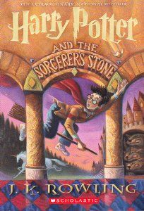 Harry Potter and the Sorcerer's Stone (Book 1 of 7) by J.K. Rowling