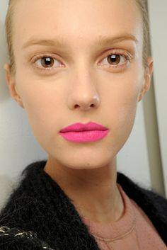 Jil Sander Spring 2011 Ready-to-Wear Fashion Show Beauty