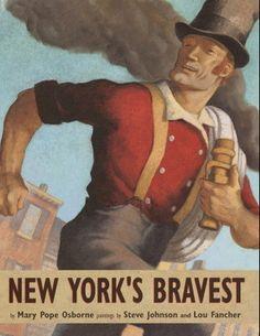 New York's Bravest by Mary Pope Osborne