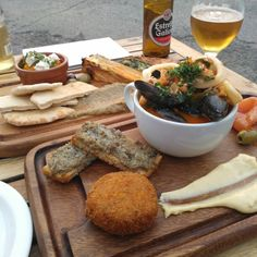 Tapas @ The Olive Shed Bristol