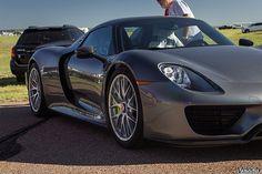 Porsche 918 Spyder & Old Guy | Velocity Photography | Flickr