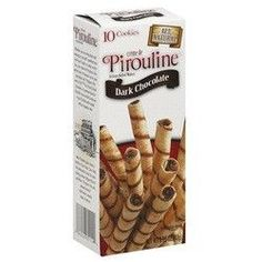 De Beukelaer Piroulin Dark Chocolate (12x3.25OZ )