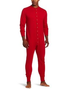 44b57d2ba8 Shop Duofold Men's Mid Weight Double-Layer Thermal Union Suit. Explore our  Men Fashion