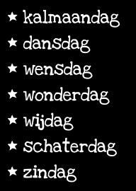 dagen van de week, maar net ff anders Now Quotes, Words Quotes, Wise Words, Quotes To Live By, Best Quotes, Funny Quotes, Sayings, Mantra, Dutch Quotes