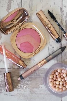 Premium Quality, Budget Price: Kiko's Limited Edition Golden 'Trend' Makeup Collection