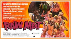 Raw Meat (1972) Trailer - Color  2:09 mins
