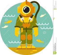 diver-old-diving-suit-man-underwater-background-50476050.jpg (1341×1300)