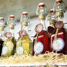 Настойки из облепихи, малины, имбиря, джин на артишоке, крем-лимончелло и другие крепкие напитки