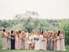 Backyard Austin Wedding by Taylor Lord