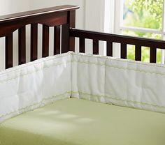 Chamois Crib Fitted Sheet #pbkids