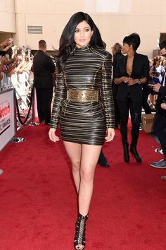 Kylie Jenner at the 2015 Billboard Music Awards