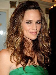 Jennifer Garner Hair - Long Celebrity Hair - Woman's Day..curls
