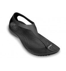 Crocs Sexi Flip Black