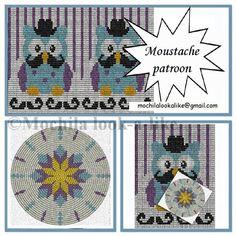 Tapestry Crochet Patterns, Crochet Fabric, Weaving Patterns, Diy Crochet, Tapestry Bag, Boho Bags, Crochet Purses, Moustache, Handmade Bags