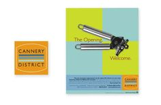 Also not about the can opener, but I like the layout of the ad and how they laid out the text around the object.