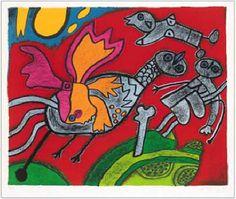 Corneille • [CoBrA] art movement