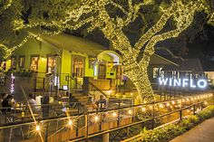 Winflo osteria - Austin, Texas - perfect venue for rehearsal dinners, milestone birthdays, corporate holiday parties and more!