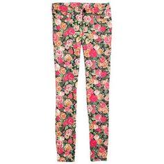 h&m floral prints