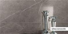 #MARVEL grey | #Wall design | #AtlasConcorde | #Tiles | #Ceramic