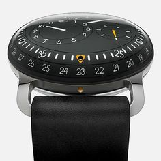 Ressence Type 3 wristwatch