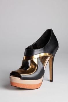 Jessica Simpson Evannan - peep toe platform sandal :)