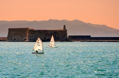 Sailing. Heraklion is Crete's biggest town. Its impressive Castle, the Venetian port and the fish taverns along the waterfront, have really put the town on the map.