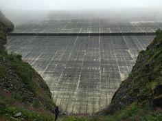 Lac de dix Switzerland biggest dam ever