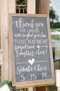 Adding cute wedding signs to your ceremony or reception is a great way to add a personal touch to your decor. Keep reading for some cute inspiration!