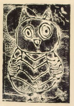 The children use white glue and Aluminum foil to create prints with positive and negative lines. For ages 9 to 13. Plan 3 sessions.