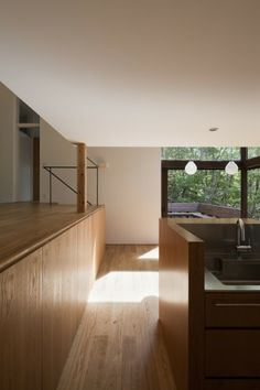 Lodge en Niveles / Naoi Architecture & Design Office