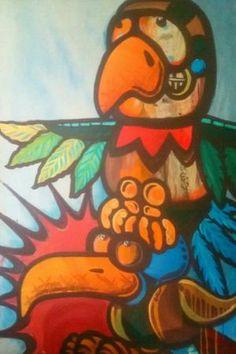 Original Painting (acrylic on canvas)